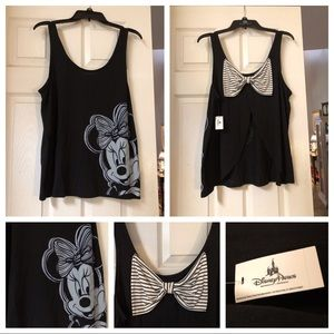New Minnie Mouse Tank Top